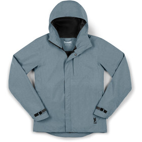Chrome Storm Signal Jacket Men poseiden